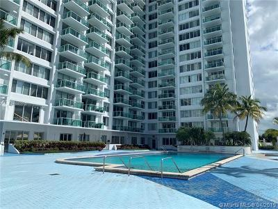 Miami Beach Condo For Sale: 1000 West Ave #1511