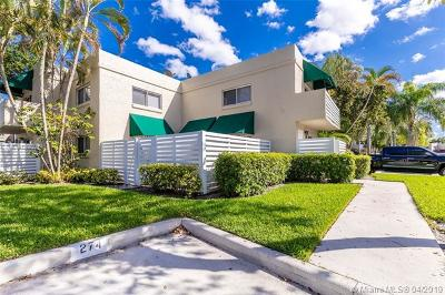 Plantation Condo For Sale: 595 NW 98th Ave #595