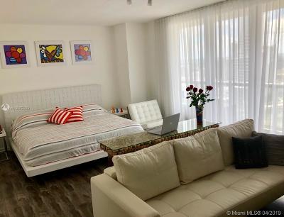 Miami-Dade County Condo For Sale: 50 Biscayne Blvd #4109