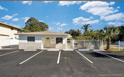 Wilton Manors Multi Family Home For Sale: 1425 NE 26th Dr