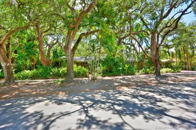 Coral Gables Single Family Home For Sale: 1240 San Remo Ave