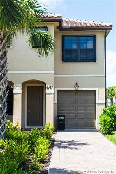 Lake Worth Condo For Sale: 6167 Bangalow Dr #6167