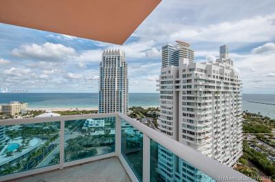 Portofino Tower, Portofino Tower Condo, Portofino Towers Condo For Sale: 300 S Pointe Dr #2006