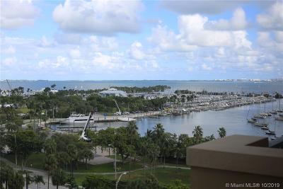 Miami Condo For Sale: 2951 S Bayshore Dr #1111