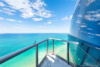 Sunny Isles Beach Condo For Sale: 17121 Collins Ave #4604
