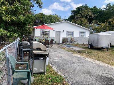 Miami Multi Family Home For Sale: 401 NW 48th St