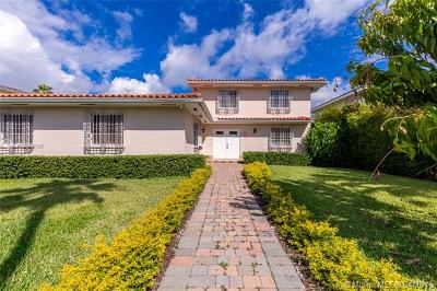 Coral Gables Single Family Home For Sale: 4821 Ponce De Leon Blvd