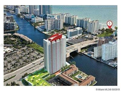 Hallandale Condo For Sale: 2602 E Hallandale Beach Blvd #R1906