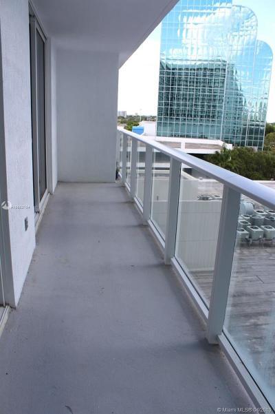 Miami Condo For Sale: 4250 Biscayne Blvd #707