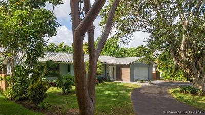 Miami Shores Single Family Home For Sale: 1030 NE 99th St