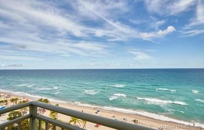 Hallandale Condo For Sale: 2080 S Ocean Dr. #912