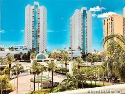 Sunny Isles Beach Rental For Rent: 16445 Collins Ave #628