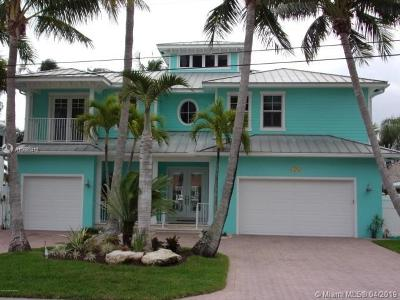 Deerfield Beach Single Family Home For Sale: 1624 SE 7th Ct