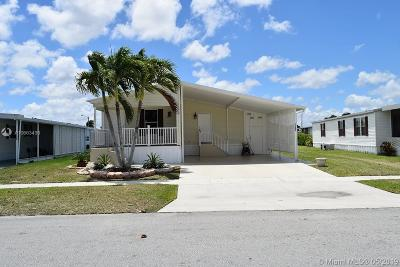 Davie Single Family Home For Sale: 11452 Rexmere Blvd