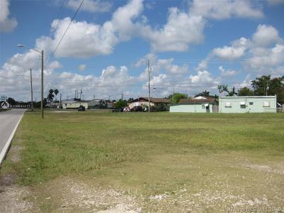 Homestead Commercial Lots & Land For Sale: 501 NE 8 Street