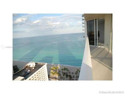Sunny Isles Beach Condo For Sale: 16699 Collins Ave #2507