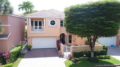 Aventura Single Family Home For Sale: 20800 NE 37th Ave