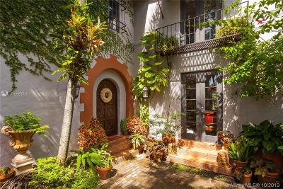 Coral Gables Single Family Home For Sale: 4122 Palmarito St