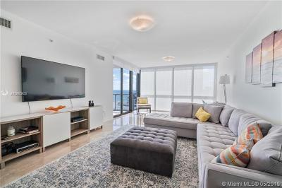 Hollywood Condo For Sale: 3101 S Ocean Dr #1804