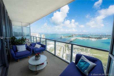 Marquis Condo, Marquis Condominium, Marquis Residences Rental For Rent: 1100 Biscayne Blvd #3802