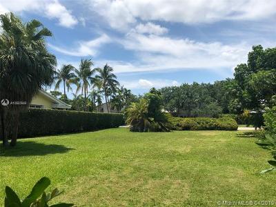 Bal Harbour, Bay Harbor Islands Residential Lots & Land For Sale: 217 Bal Cross Dr