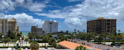 Pompano Beach Condo For Sale: 1200 Hibiscus Ave #505