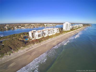 Tequesta Condo For Sale: 19670 Beach Rd #A321