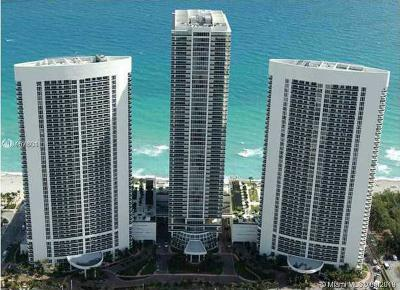 Hallandale Condo For Sale: 1830 S Ocean Dr #4411