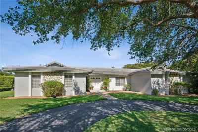 Palmetto Bay Single Family Home For Sale: 14300 SW 73rd Ave
