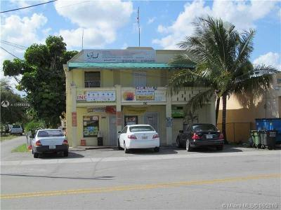 Homestead Commercial For Sale: 720 SW 6th Ave