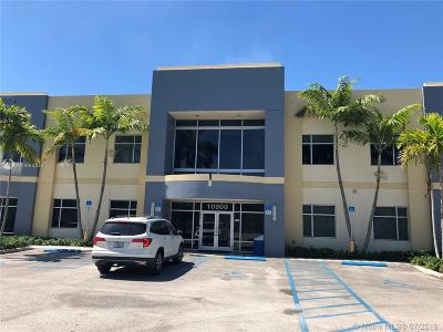 Sweetwater Commercial For Sale: 10900 NW 25 St