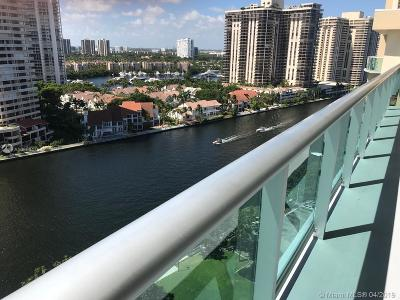 Condo For Auction: 19390 Collins Ave #PH-7