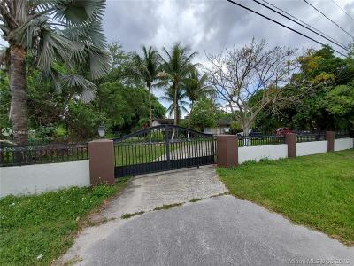 Miami Single Family Home For Sale: 4920 SW 122nd Ave