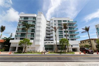 Bay Harbor Islands Condo For Sale: 1133 102nd St #801