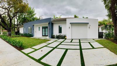 South Miami Single Family Home For Sale: 5700 SW 48th St