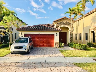 Hialeah Single Family Home For Sale: 3534 W 86th Ter