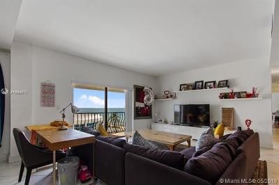 Miami Beach Condo For Sale: 5415 Collins Ave #PH-C