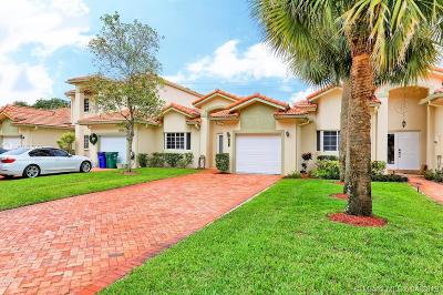 Cooper City Condo For Sale: 5970 SW 99th Ter
