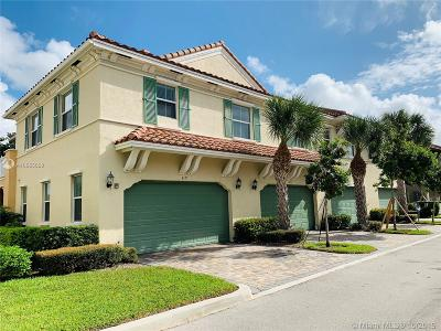 Cooper City Condo For Sale: 4177 Cascada Cir #4177