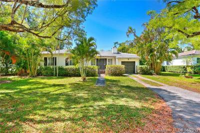 Coral Gables Single Family Home For Sale: 1112 Manati Ave