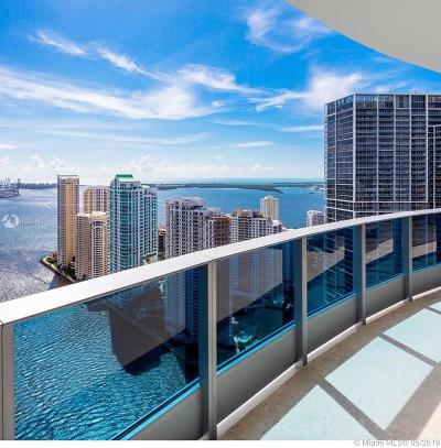 Condo For Sale: 200 Biscayne Boulevard Way #4801/11