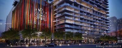 Sls Brickell Residences, Sls, Sls Brickell, Sls Brickell Condo Rental For Rent: 1300 S Miami Ave #UPH5