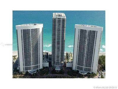Hallandale Rental For Rent: 1830 S Ocean Dr #2907