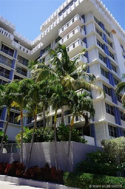 Miami Beach Condo For Sale: 800 West Ave #635