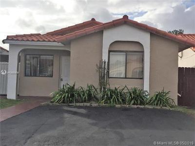 Hialeah Single Family Home For Sale
