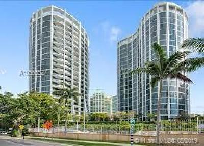 Coconut Grove Condo For Sale: 2831 S Bayshore Dr #PH-6