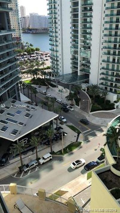 The Sail Condo, The Sail On Brickell Rental For Rent: 170 SE 14th St #1603