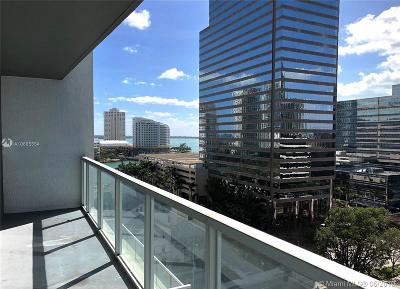 Rental For Rent: 500 Brickell Ave #1206
