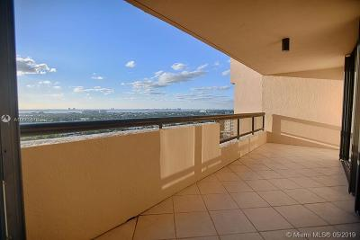 Miami Beach Condo For Sale: 2555 Collins Ave #2308