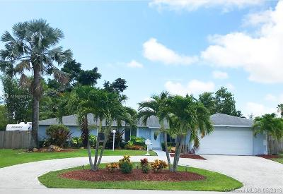Palmetto Bay Single Family Home For Sale: 8440 SW 179 St